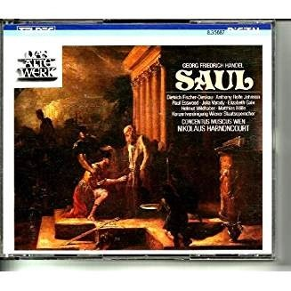 Handel – Saul Oratorio (2 CDs)