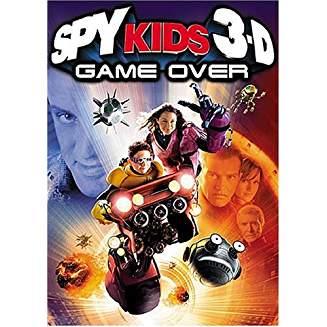 Spy Kids 3-D Game Over (2 DVD Set) (WS) (SS)