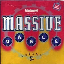 Entertainment Weekly Presents Massive Dance Volume 2 (Click for track listing)