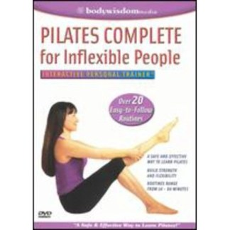 Pilates Complete for Inflexible People (DVD)