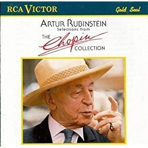 Artur Rubinstein – Selections From The Chopin Collection
