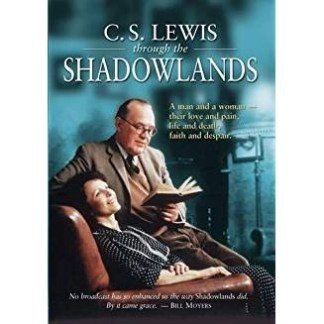 C.S. Lewis Through The Shadowlands – Joss Ackland as C.S. Lrewis (DVD)