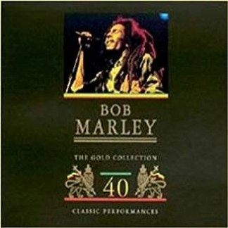 Bob Marley – Gold Collection (2 CDs) (Gold CDs)