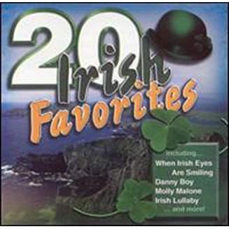 20 Irish Favorites – Various Artists