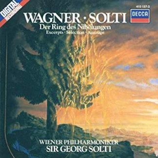 Wagner – Der Ring des Nibelungen (1982 Orchestral Excerpts) – Sir Georg Solti