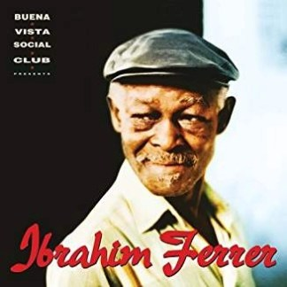 Buena Vista Social Club presents Ibraham Ferrer (NO BOX)