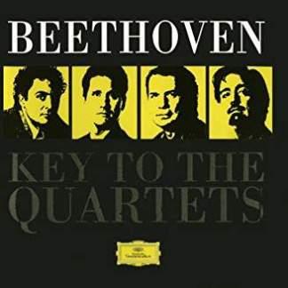 Beethoven – Emerson Quartet Key to the Quartets