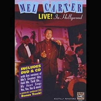 Mel Carter – Live in Hollywood