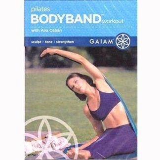 Pilates Bodyband Workout with Ana Caban (DVD)