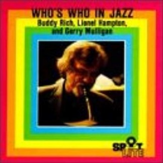 Who's Who in Jazz – Various Artists (FOLD IN FRONT ARTWORK)