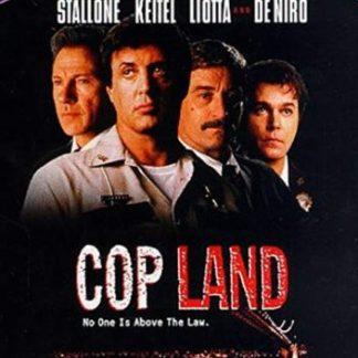 Cop Land – Sylverster Stallone, Robert DeNiro (DVD) R WS