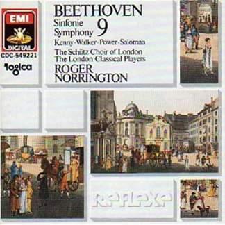 Beethoven – Symphony No. 9 – Roger Norrington