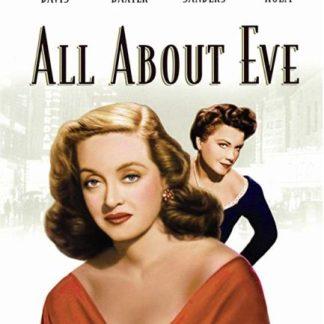 All About Eve – Bette Davis, Anne Baxter (DVD)