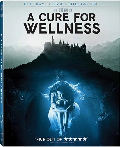 A Cure For Wellness – A Gore Verbinski Film (Blu-Ray + DVD + Digital) R SS