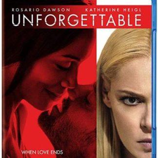 Unforgettable – Rosario Dawson, Katherine Heigl (Blu-Ray + DVD + Digital) R SS