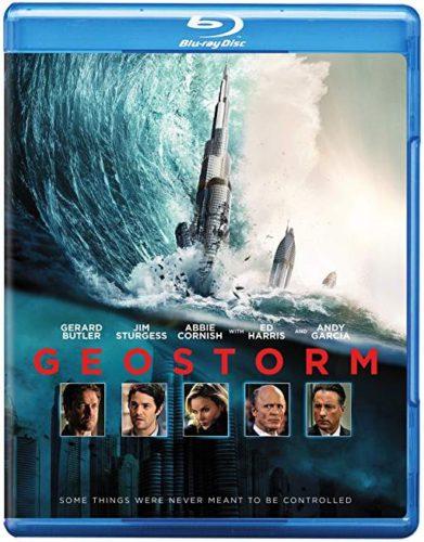 Geostorm – Gerard Butler (Blu-Ray) PG13 SS