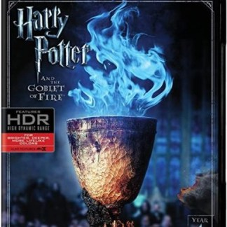 Harry Potter and The Goblet Of Fire (4K Ultra HD + Blu-Ray + Digital) SS