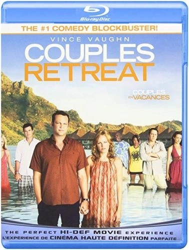 Couples Retreat – Vince Vaughn (Blu-Ray) PG13