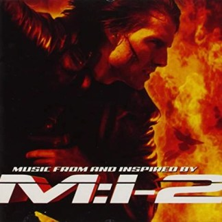 Mission Impossible 2 – Music From And Inspired By (Click for track listing) (SSC)