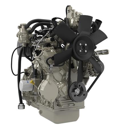 Mini Excavator Engine