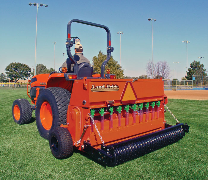 Compact Tractor Seeder : The top compact tractor implements and attachments