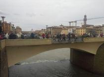 Siamo su Ponte alle Grazie, si entra in centro!