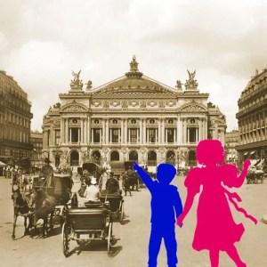 Visite guidée enfants Opéra Paris