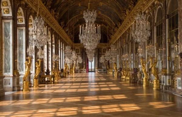 Chateau de Versailles Compagnie des Guides