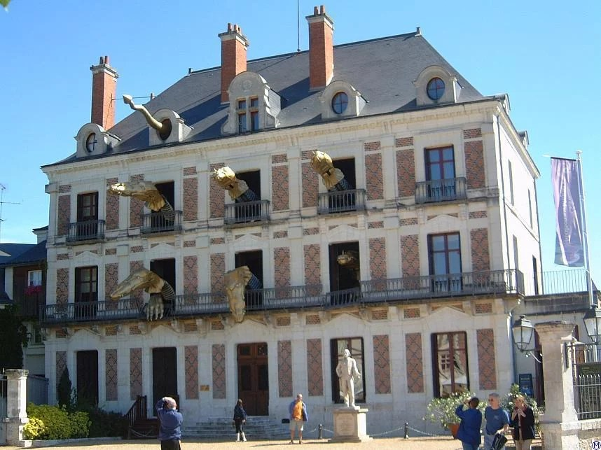 Maison Magie Pascale Le Bourhis Compagnie des Guides