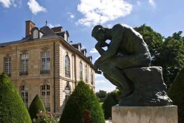 musee rodin Compagnie des Guides