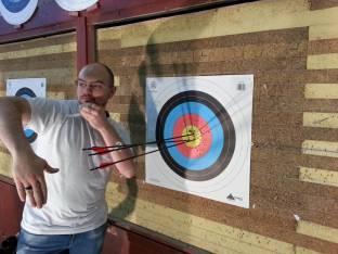Ninja Mathieu en action