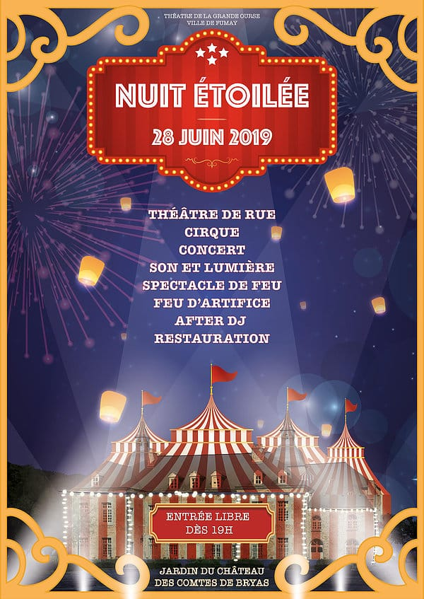 Festival Nuit Étoilée 28 Juin 2019