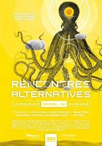 24/08/2019 Festival Rencontres Alternatives Rennes Compagnie Belizama