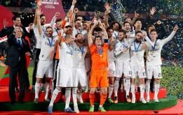 El Real Madrid campeón del mundo
