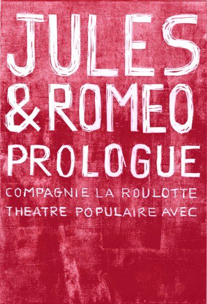 Affiche Jules et Roméo