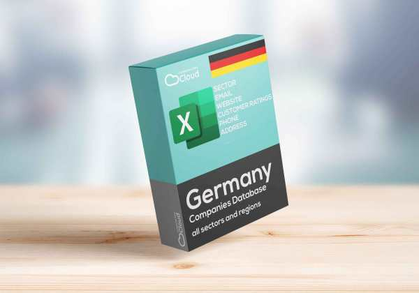 Germany Companies Databases Download