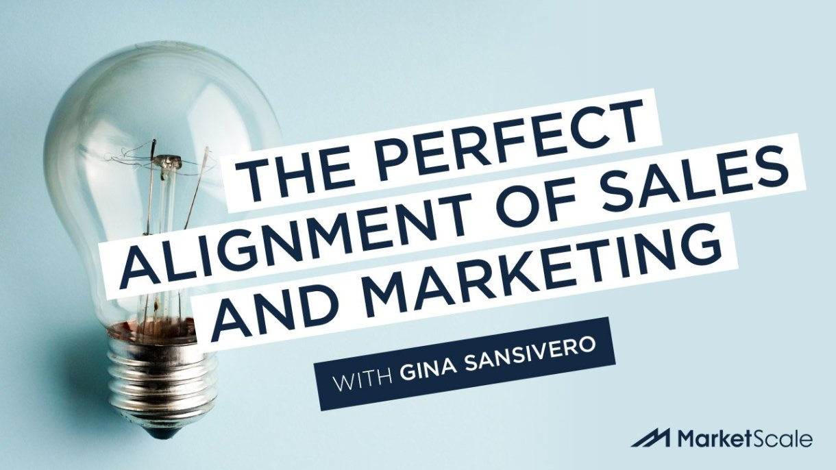 Alignment of Sales and Marketing
