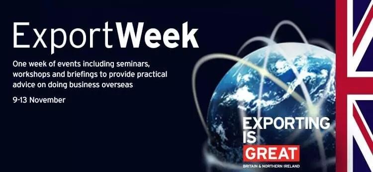 UKTI export week Nov15