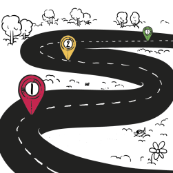 Clearly Defined Roadmap
