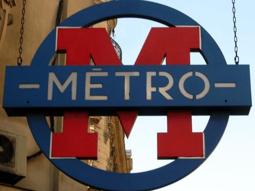 rencontre metro paris