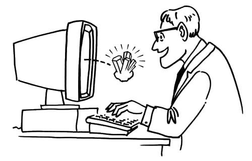 Appart pour arnaque par internet