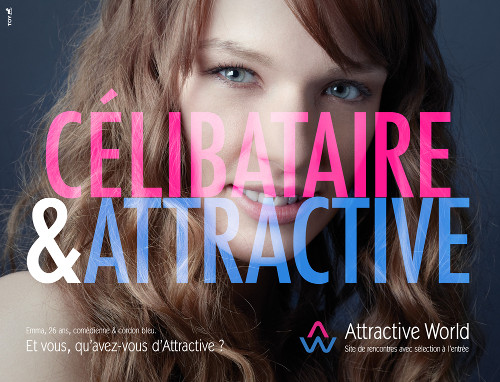 Publicité Attractive World 2014