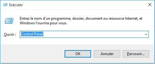 lancer windows en ligne de commande