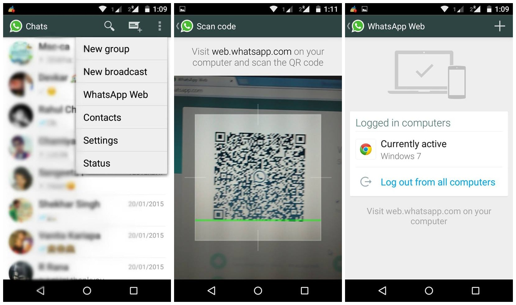 pirater whatsapp sans logiciel