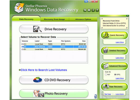 Stellar Windows Data Recovery
