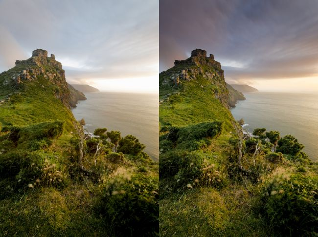 Smartphone VS Appareil photo