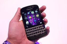 Smartphone avec Clavier physique - Applications du BlackBerry Q10