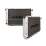 Ford Mustang Performance Aluminium Radiator, Automatic, 1979-1993