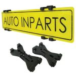 E-Tech Engineering Spring Loaded Quick Release Number Plate Clip