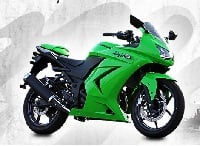 Bajaj Kawasaki Ninja 250R wallpapers